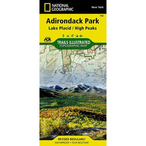 ADIRONDACK PARK - LAKE PLACID/HIGH PEAKS