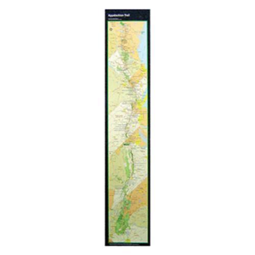 ATC TRAIL MAP (STRIP MAP)