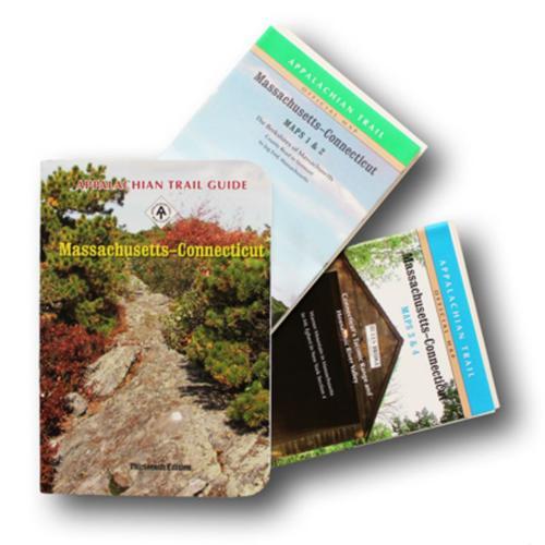 APPALACHIAN TRAIL GUIDE MASSACHUSETTS/CONNECTICUT