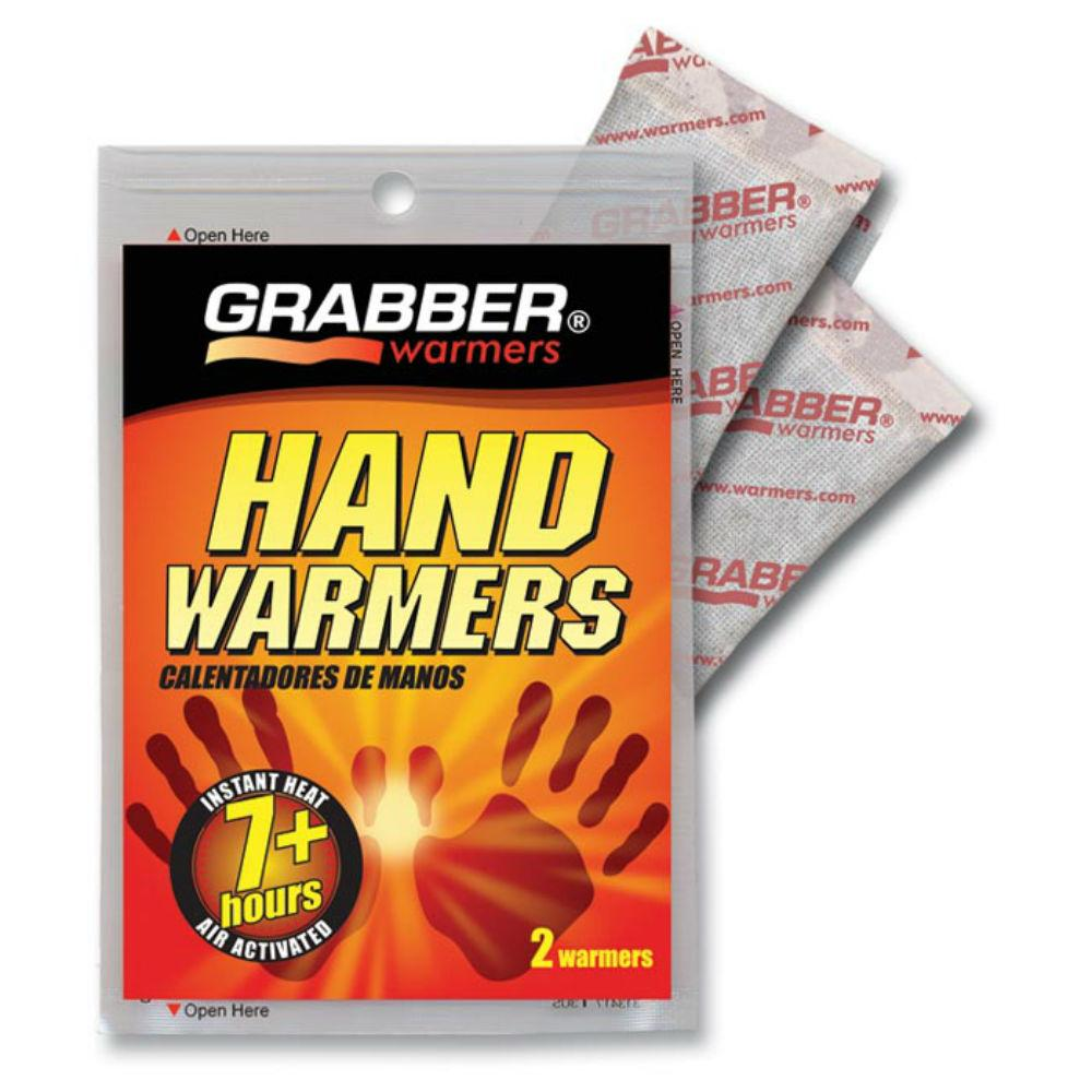 Grabber Hand Warmers 2- Pack