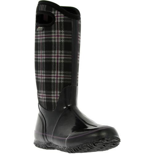 BOGS WOMEN'S CLASSIC WINTER PLAID HIGH
