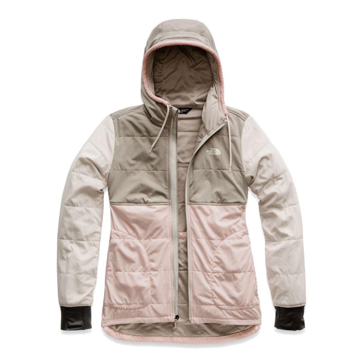 The North Face Women's Mountain Sweatshirt Full Zip Hoodie