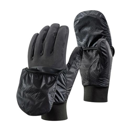BLACK DIAMOND WIND HOOD SOFTSHELL GLOVES