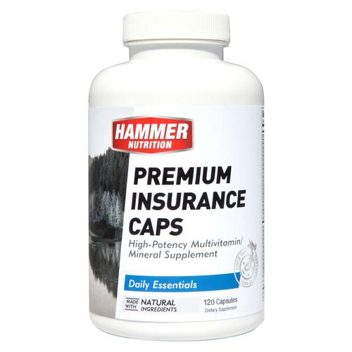 HAMMER NUTRITION PREMIUM INSURANCE CAPS - 120 CAPS