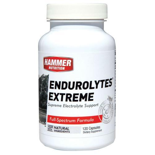HAMMER NUTRITION ENDUROLYTES EXTREME - 120 CAPS