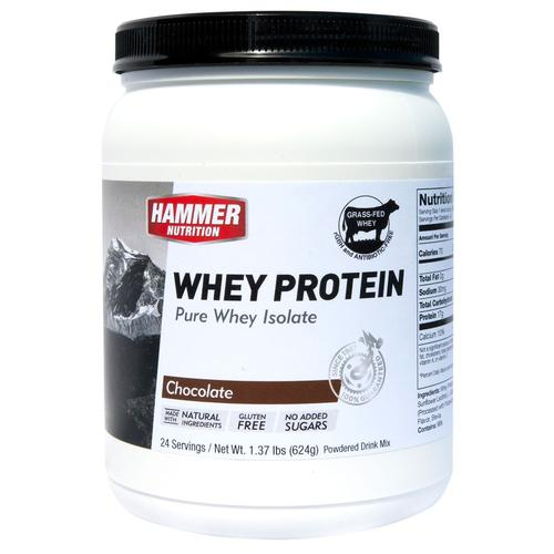 HAMMER NUTRITION WHEY PROTEIN - 24 SERVINGS