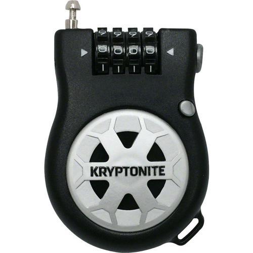 KRYPTONITE R-2 RETRACTABLE COMBO CABLE LOCK