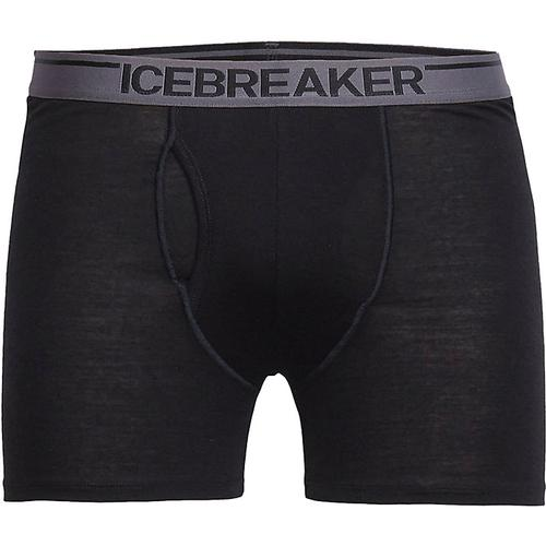 ICEBREAKER ANATOMICA BOXERS W/FLY