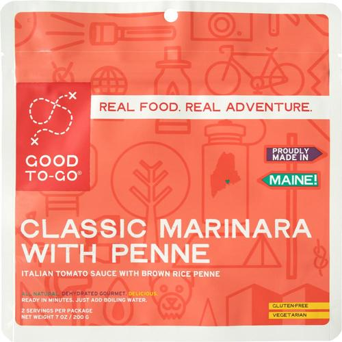 GOOD TO-GO MARINARA W/ PENNE - 2 SERVINGS