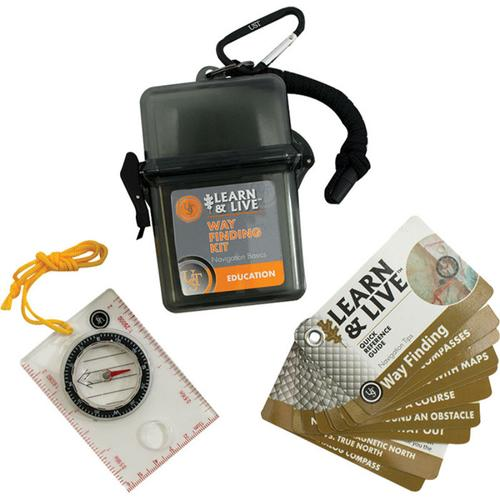 LEARN&LIVE - WAY FINDING KIT