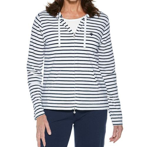 COOLIBAR WOMEN'S SEASIDE HOODIE