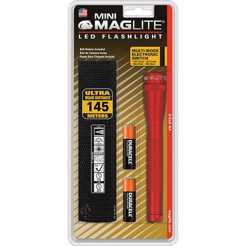 Maglight 2aa Mini Mag Led Light