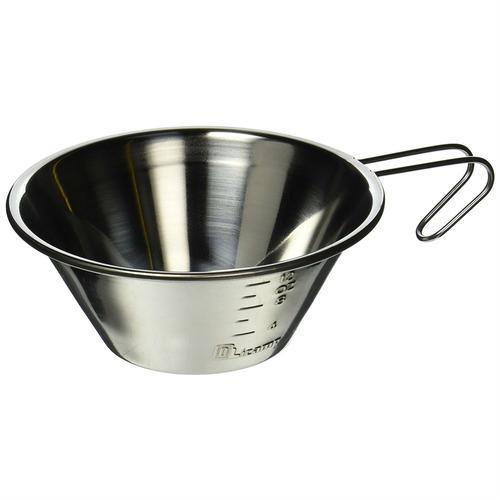 OLICAMP STAINLESS STEEL SIERRA CUP