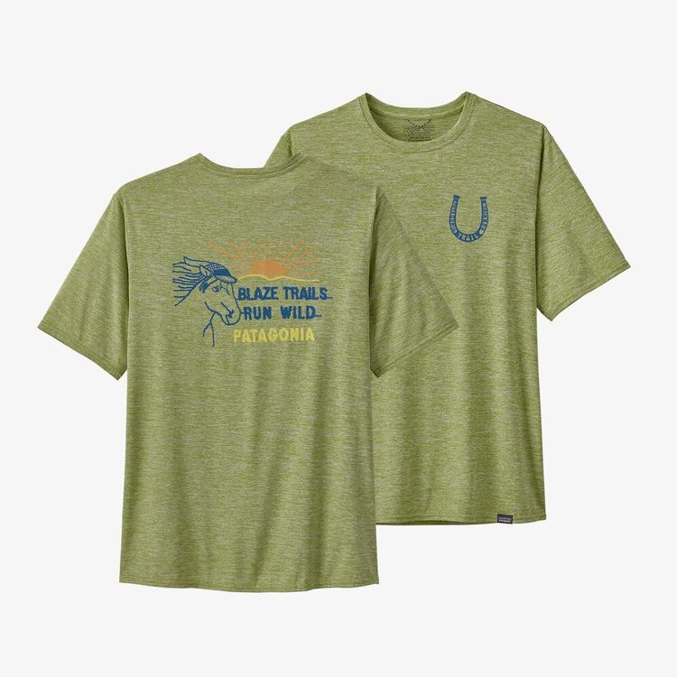 Patagonia Capilene Cool Daily Graphic T- Shirt