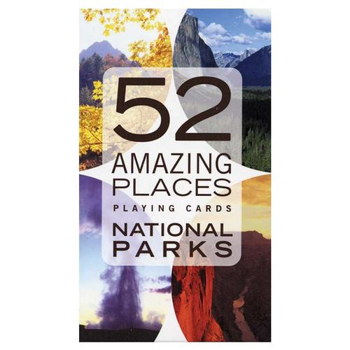 AMAZING NATIONAL PARKS CARDS