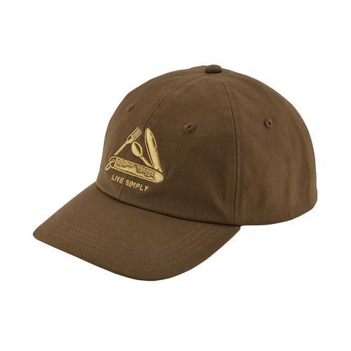 PATAGONIA LIVE SIMPLY POCKETKNIFE TRAD CAP