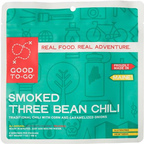 GOOD TO-GO THREE BEAN CHILI - 2 SERVINGS