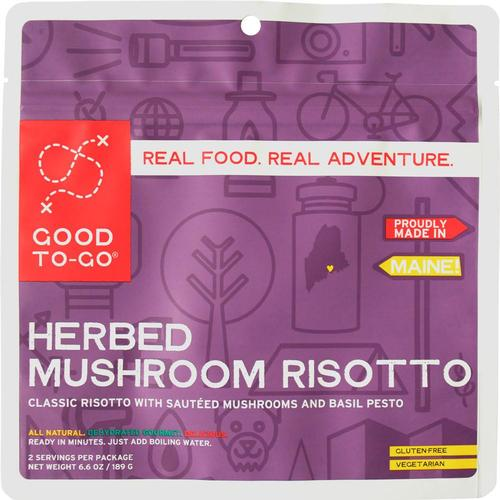 GOOD TO-GO MUSHROOM RISOTTO - 2 SERVINGS