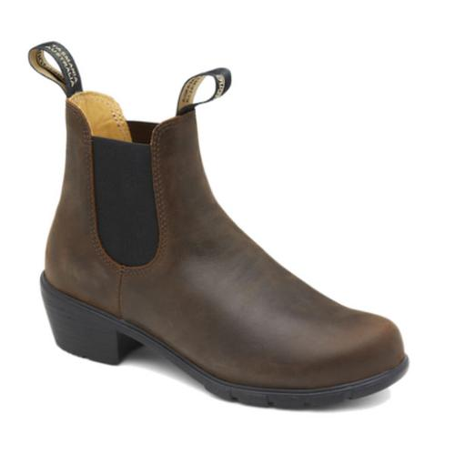 BLUNDSTONE WOMEN'S HEELED BOOTS STYLE 1673
