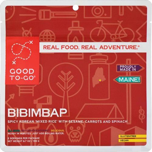 GOOD TO-GO BIBIMBAP - 2 SERVINGS