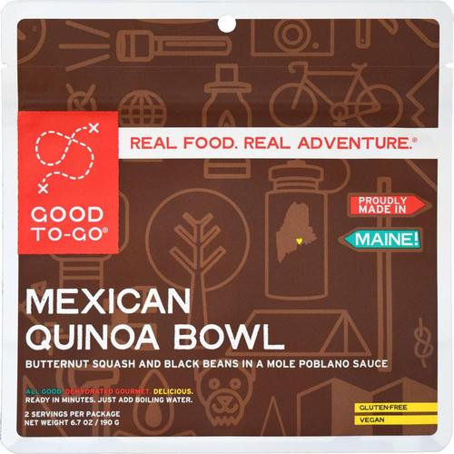 GOOD TO-GO MEXICAN QUINOA BOWL- 2 SERVINGS