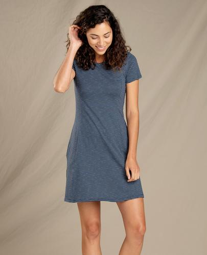 TOAD&CO WOMEN'S WINDMERE SHORT SLEEVE DRESS