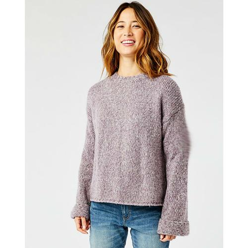 CARVE DESIGNS ESTES CROP SWEATER