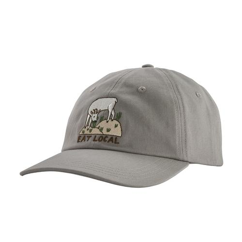 PATAGONIA EAT LOCAL GOAT TRAD CAP