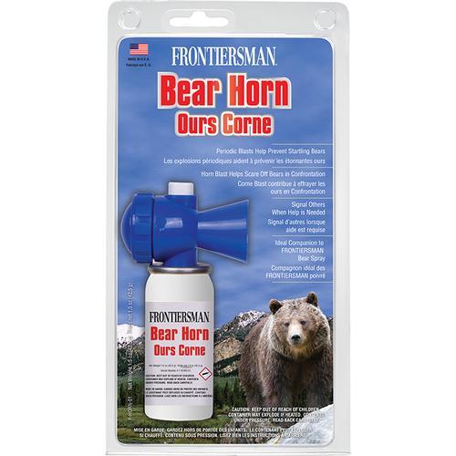 FRONTIERSMAN BEAR HORN