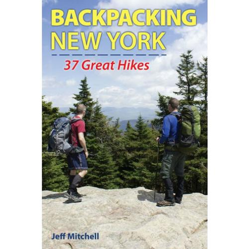 BACKPACKING NEW YORK: 37 HIKES
