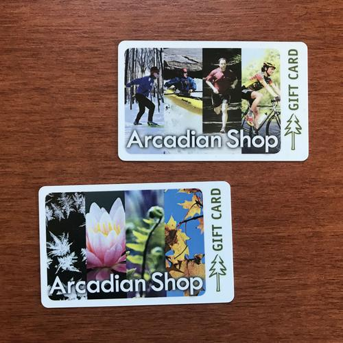 ARCADIAN SHOP GIFT CARD