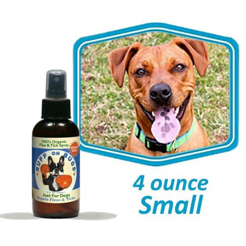 RUFF ON BUGS FLEA/TICK SPRAY FOR DOGS 4oz