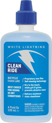 Clean Ride Lube 4oz