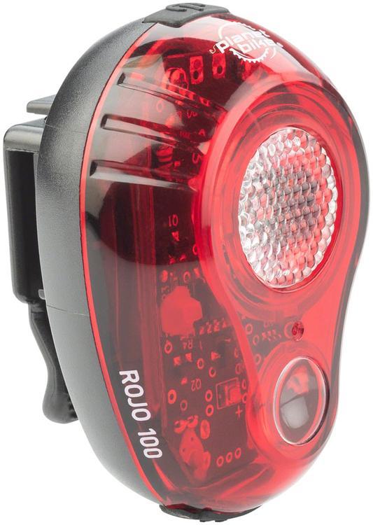 Rojo 100 Taillight Usb
