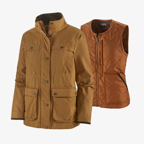 Wms Prairie Dawn Barn Coat
