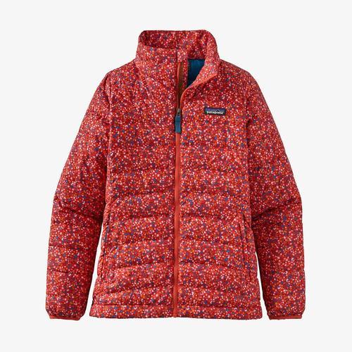 Girls Down Sweater Jacket
