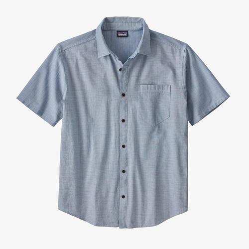 Cotton Slub Poplin Shirt