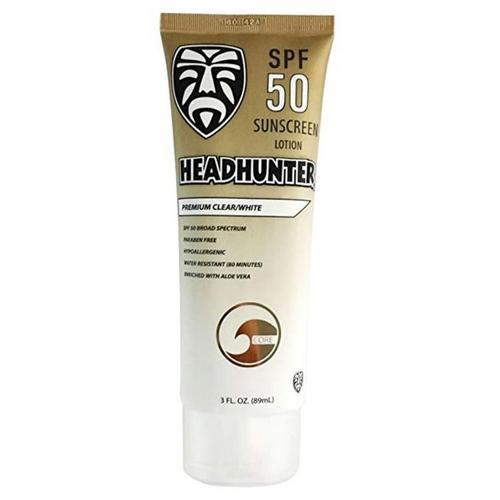 Headhunter Sunscreen Spf50 Clear