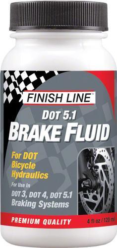5.1 Dot Brake Fluid 4oz