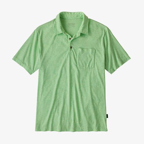 Organic Cotton Lightweight Polo