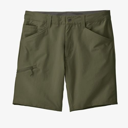 Quandary Shorts 8in