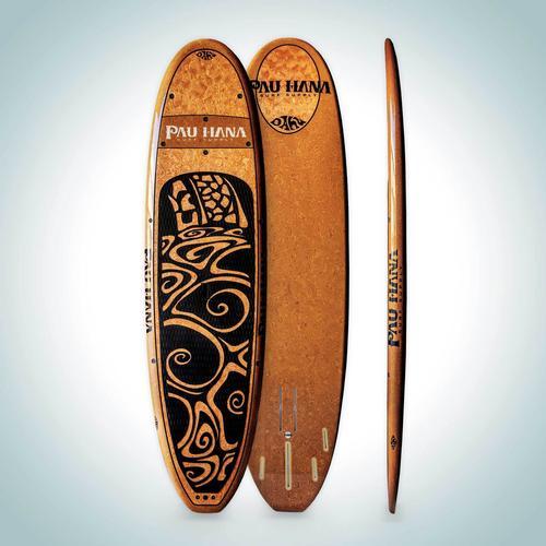 10` Oahu Woody Sup