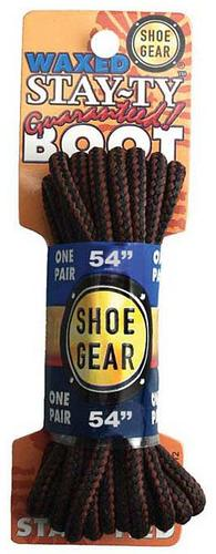 Waxed Boot Laces 54
