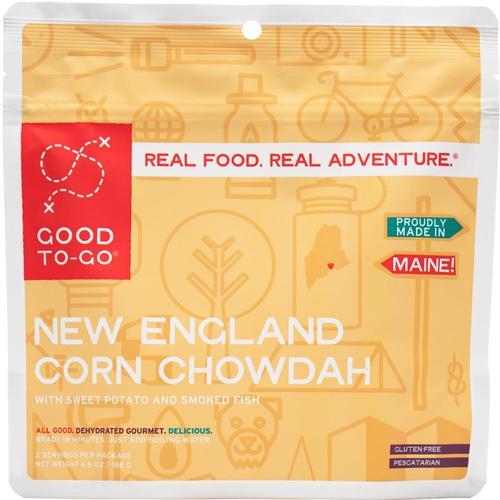 New England Corn Chowdah