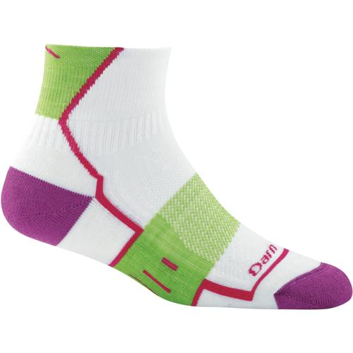 DARN TOUGH WOMEN'S ENDURANCE 1/4 SOCK LIGHT CUSHION