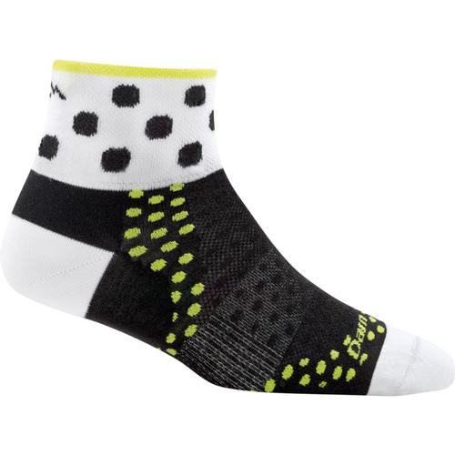 DARN TOUGH WOMEN'S BIKE 1/4 SOCK ULTRA-LIGHT